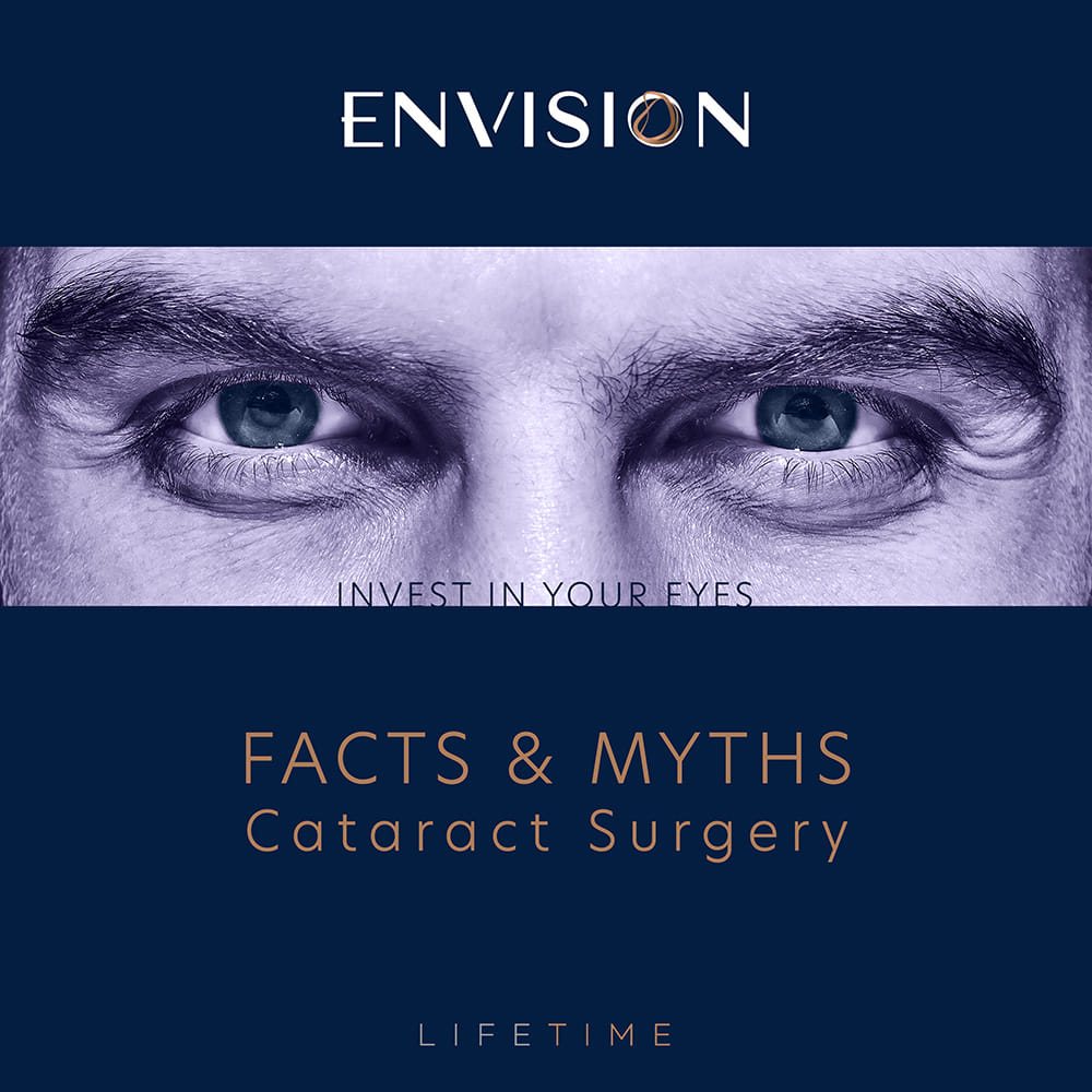 Cataract Facts vs Myths #6