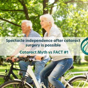 Cataract Myth #1: