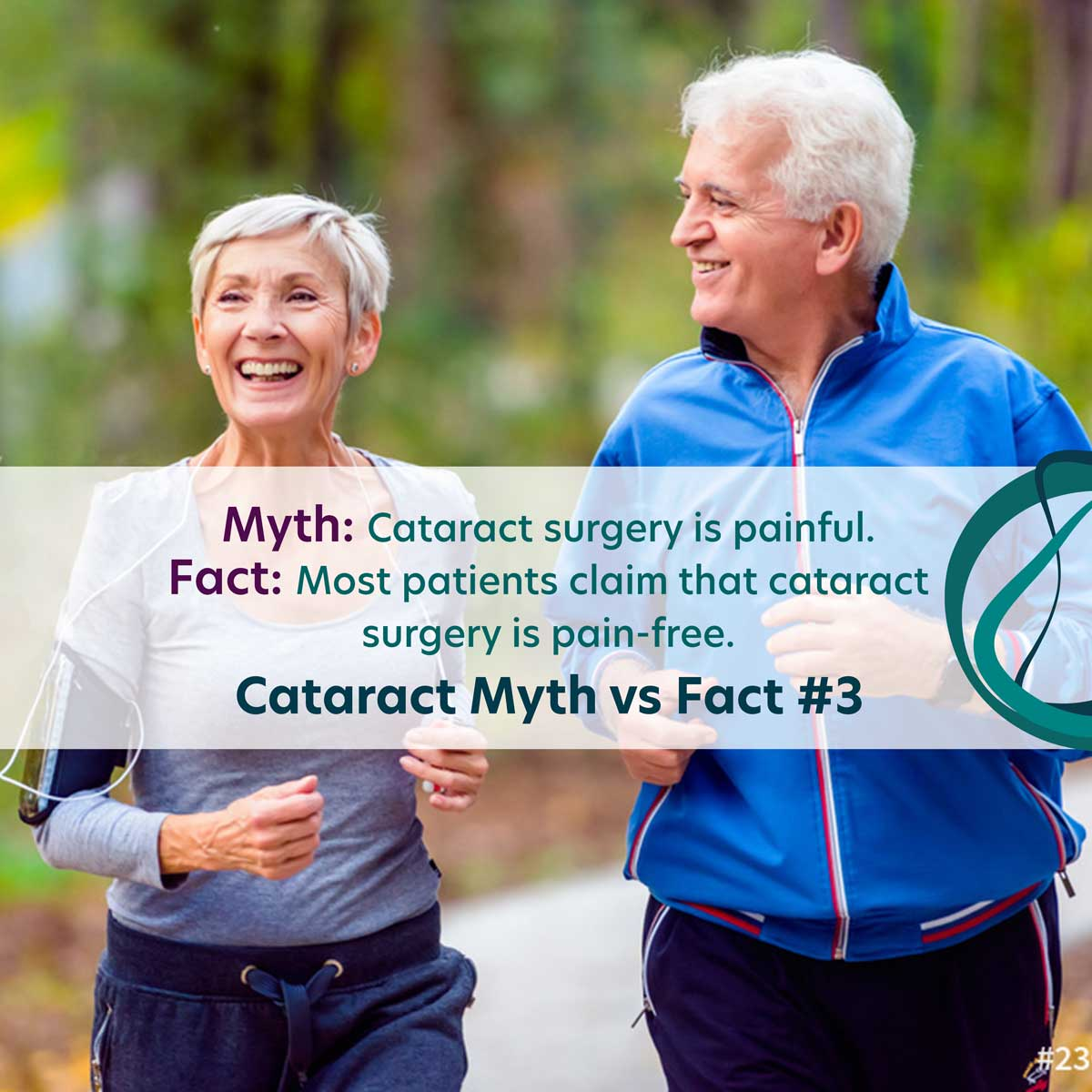 Cataract Myth vs Fact #3