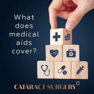 Will my medical aid pay for cataract surgery?