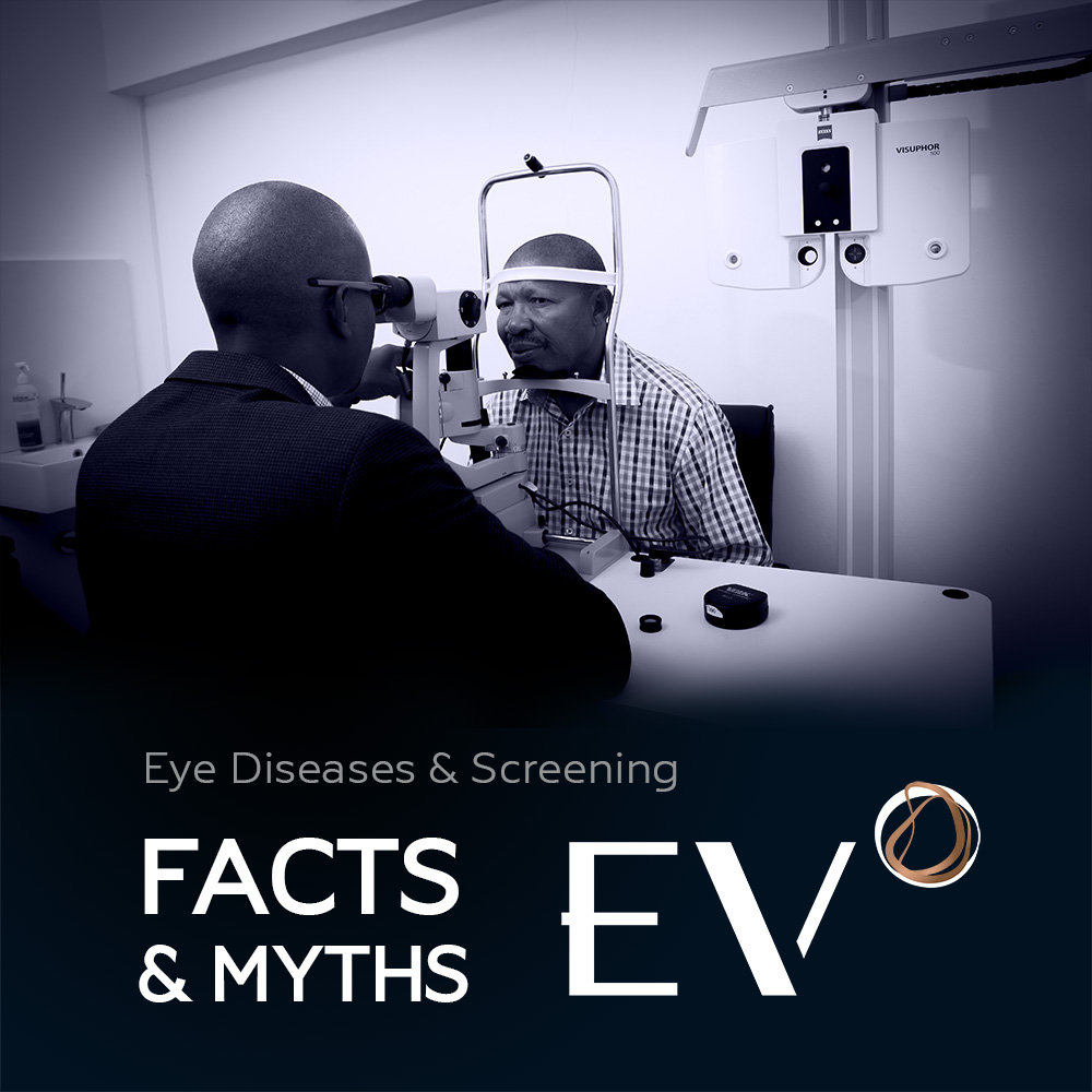 General Eye Check up Myth