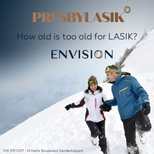 Age? How old is too old for PresbyLasik?