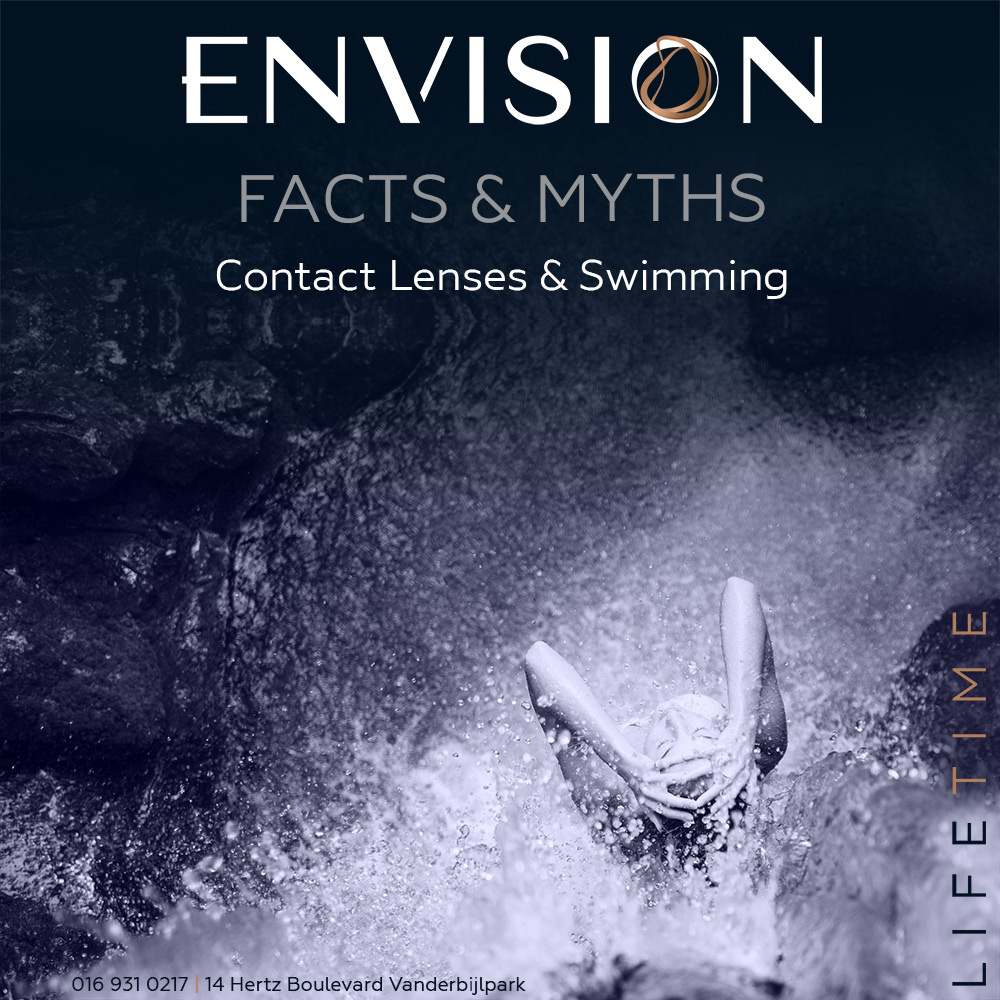 Contact Lenses and Swimming