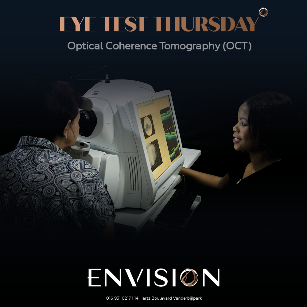 Optical Coherence Tomography/OCT test for cataract surgery