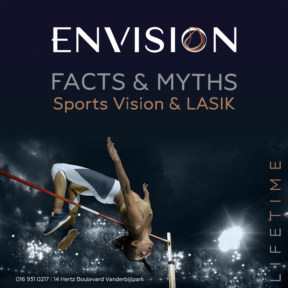 Many professional athletes wear contact lenses or had LASIK.