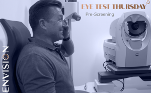 Why does your Ophthalmologist require pre-screening?