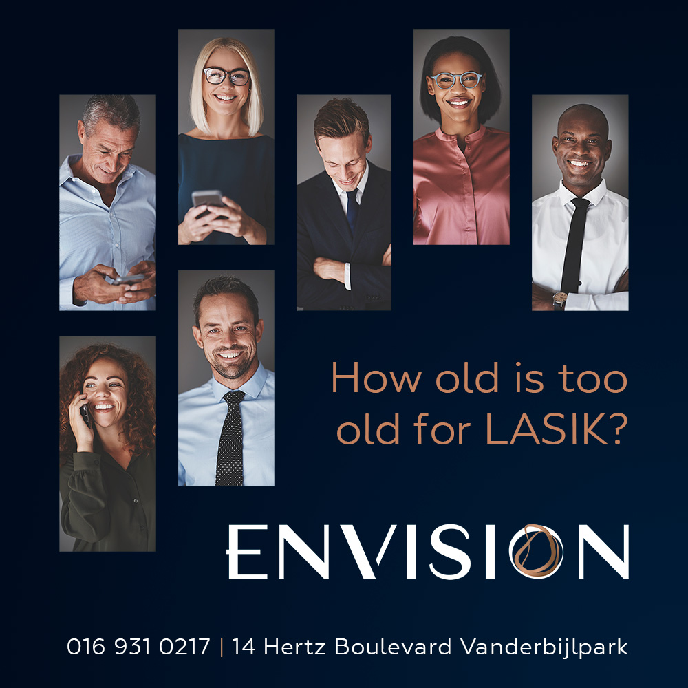 What is the best age and life stage to get laser vision correction?