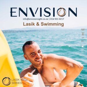 Can you swim after Lasik?