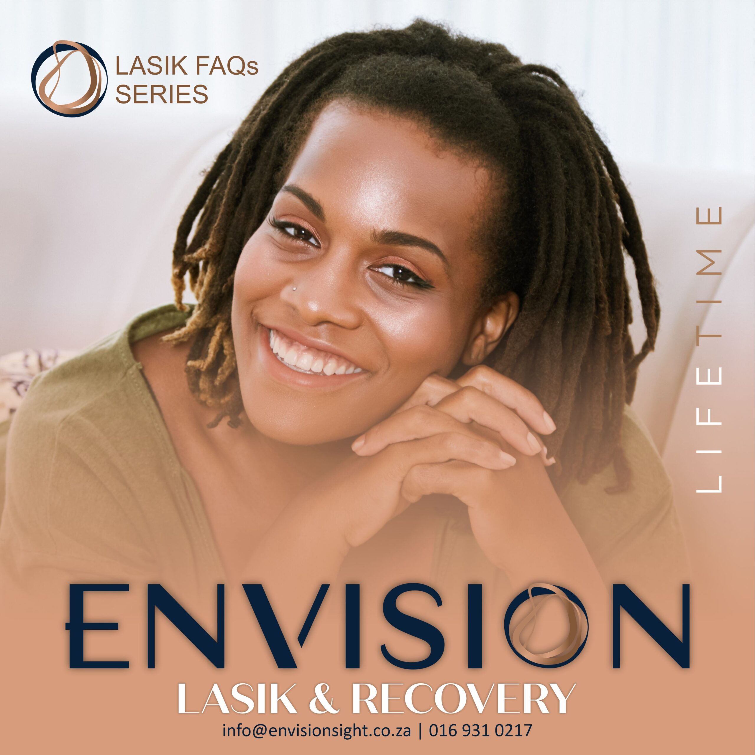How long will it take to recover after LASIK?