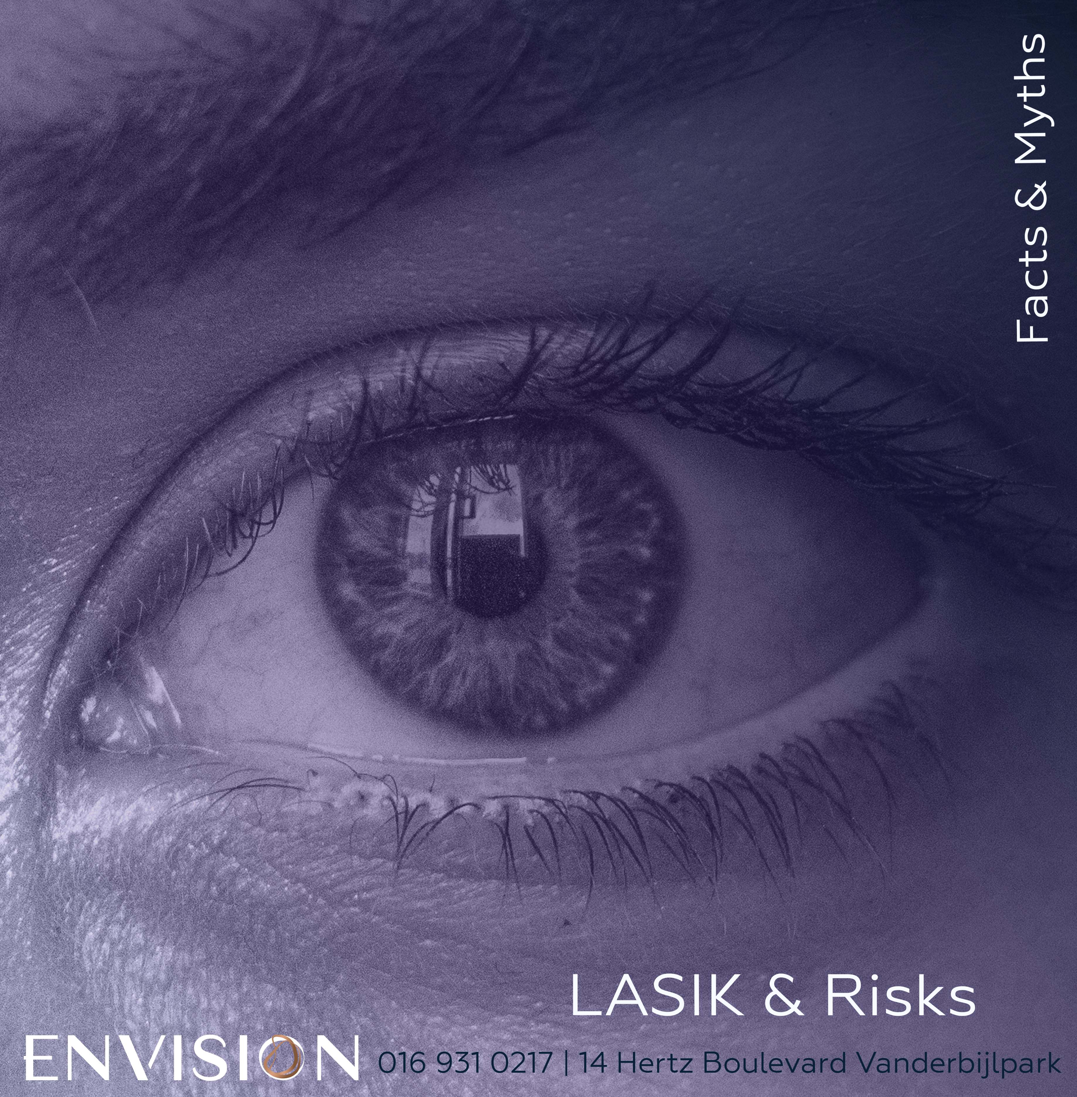 Can the Laser used in LASIK burn your eyes?